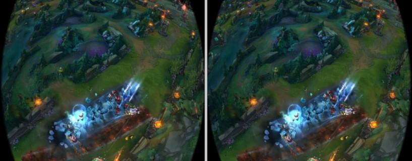 الكشف عن مشروع Silver.tv لمشاهدة ألعاب الفيديو في الواقع الإفتراضي
