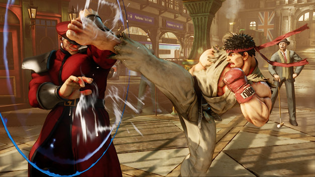 Photo of لا تفوت فرصة تجربة Street Fighter V مجانا