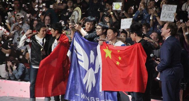 Photo of فريق Wings Gaming يظفر بفوز غير متوقع في The International 6 ويفوز بالجائزة الكبرى