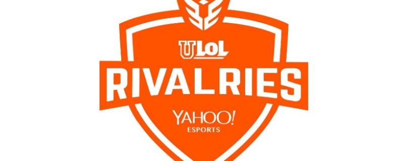 شركة Riot Games تتعاون مع Yahoo Esports في بطولة Rivalries للجامعات