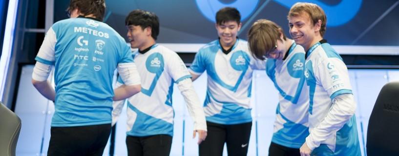 تأهل فريقي Cloud9 و Splyce إلى بطولة العالم في League of Legends