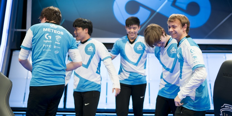 Photo of Cloud9 and Splyce qualify for League World Championship