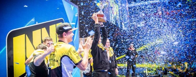 فريق Na'Vi بطلاً في نهائيات ESL One New York