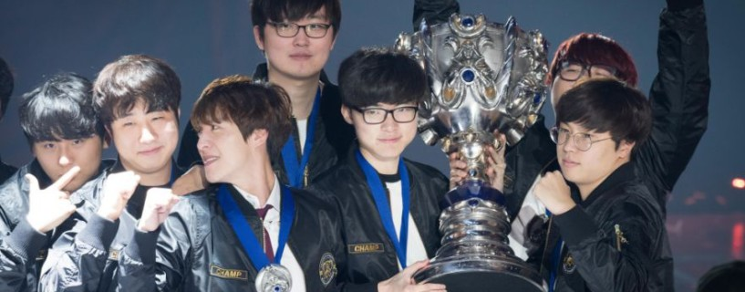 SK Telecom T1 wins its third League World Championship with win over Samsung Galaxy