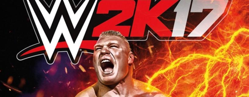 عرض إطلاق لعبة المصارعة WWE 2K17