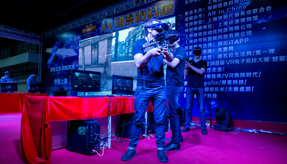 Photo of HTC Esports boss doesn't think VR Esports is ready yet
