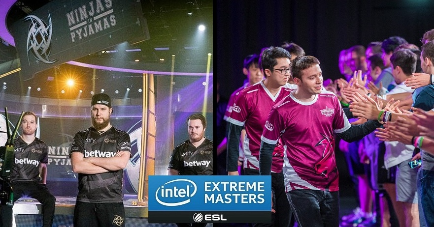 Photo of IEM Oakland concludes with these teams as the champions