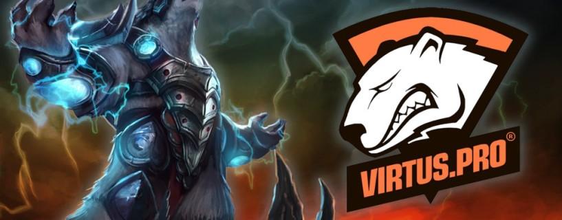 فريق Virtus.Pro يعود للتنافس في League of Legends ولكن