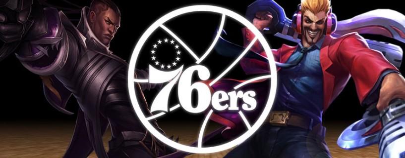 نادي كرة السلة 76ers يقدم للاعبي الفيديو المحترفين مايستحقونه أخيراً