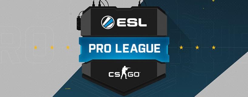 منظمة ESL تعلن عن بطولتي Pro League للعام القادم بجوائز قيمتها مليوني دولار