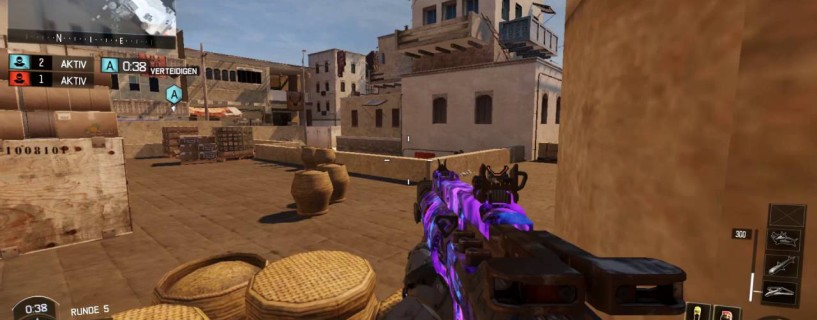 هكذا تبدو CS: GO داخل CoD: Black Ops 3