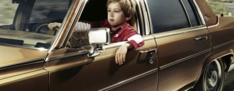 11 Years old boy steals parents' car to see how GTA feels in real life