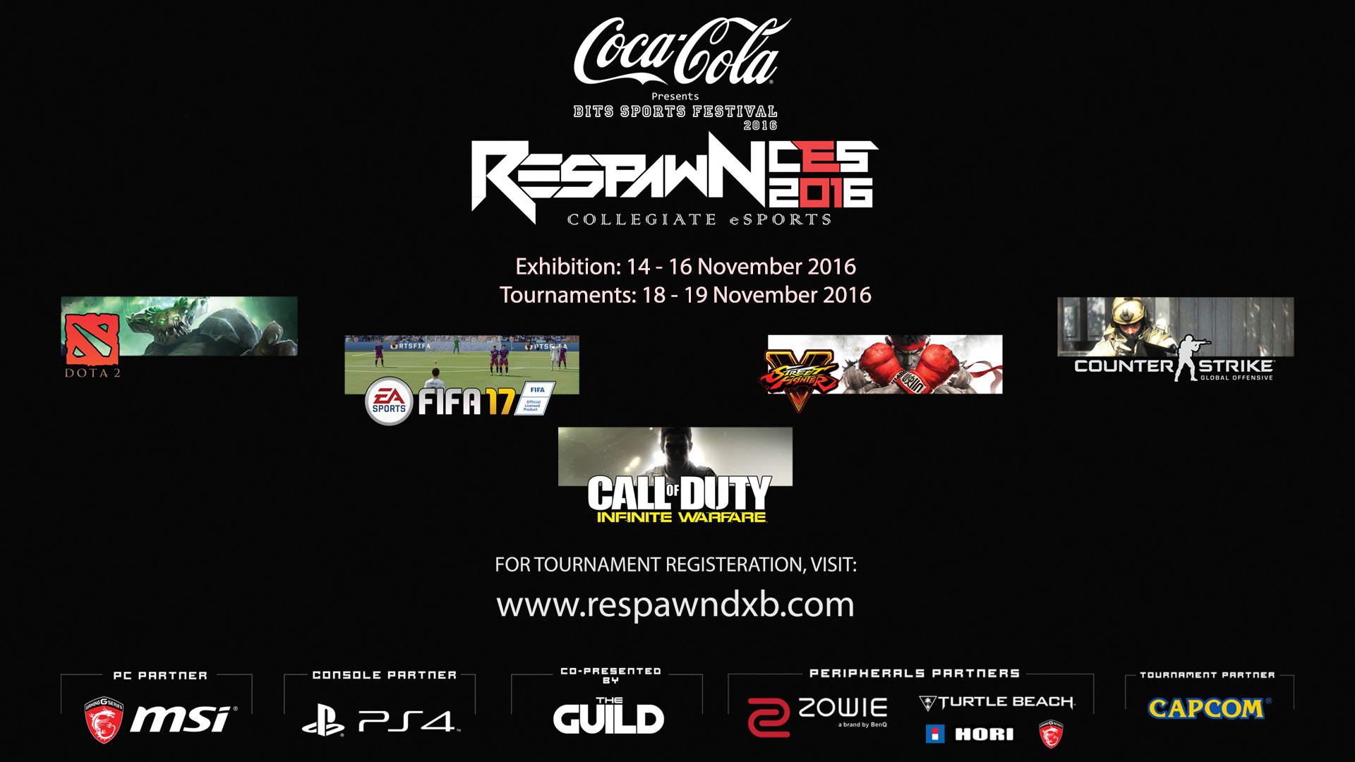 Photo of Respawn CES 2016 announced bringing collegiate eSports to the largest University Sports Festival in the region