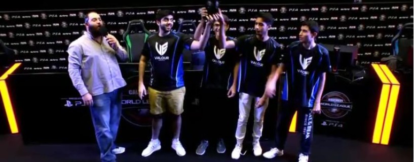 فريق Valour eSports فائزاً في منافسات Black Ops 3 الشرق الأوسط