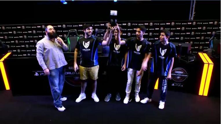 Photo of فريق Valour eSports فائزاً في منافسات Black Ops 3 الشرق الأوسط