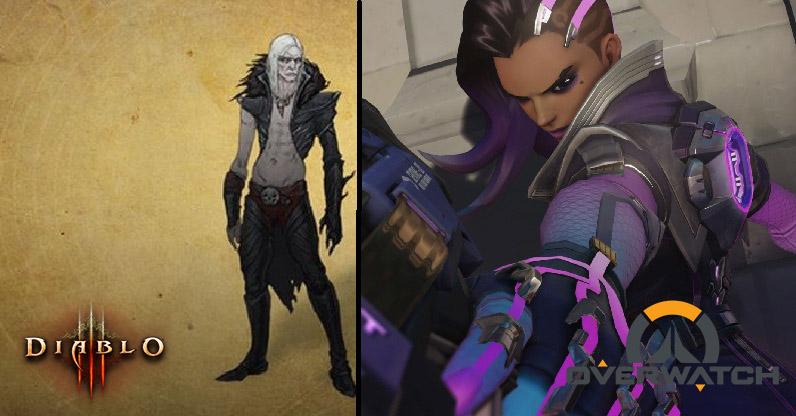 Photo of انضمام Sombra لشخصيات Overwatch و Diablo الأصلية قادمة للعبة Diablo III ضمن أخبار معرض BlizzCon