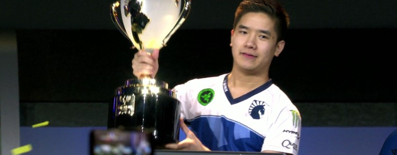 "Du ""NuckleDu"" Dang becomes the first North American to win Capcom Cup"