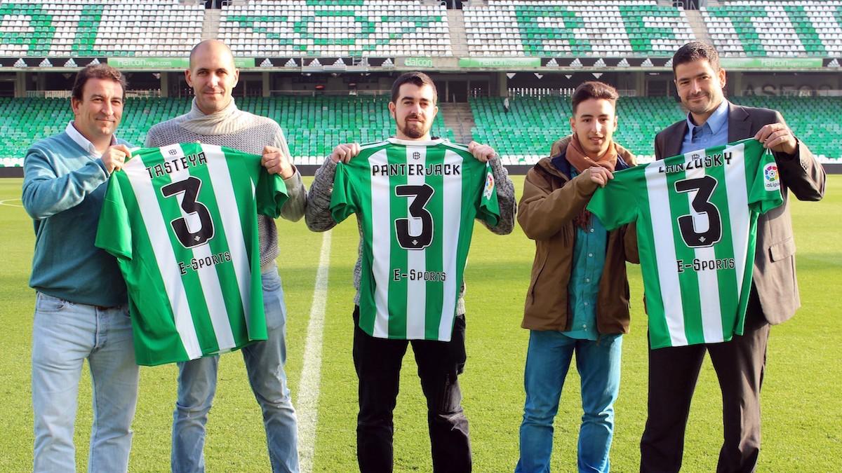 Photo of نادي Real Betis الإسباني ينضم لمنظمة ألعاب الفيديو التنافسية في كرة القدم VFO