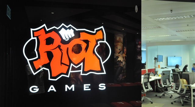 Photo of Riot Games named the best US company of 2016