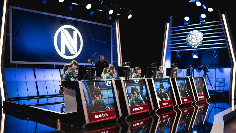 Photo of Team EnVyUs announces LCS roster for next year