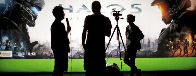 مسلسل تلفزيوني عن الجانب التنافسي من Halo 5 قيد العمل