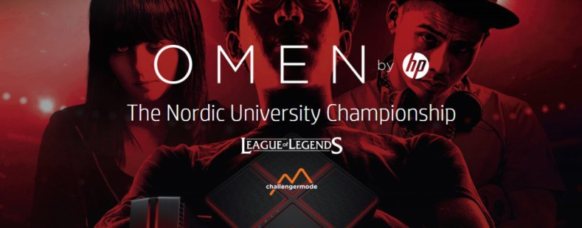 OMEN University Championship is coming to a college near you (if you live in Europe)