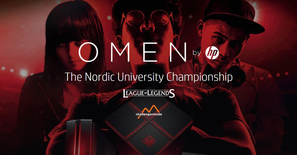 Photo of OMEN University Championship is coming to a college near you (if you live in Europe)