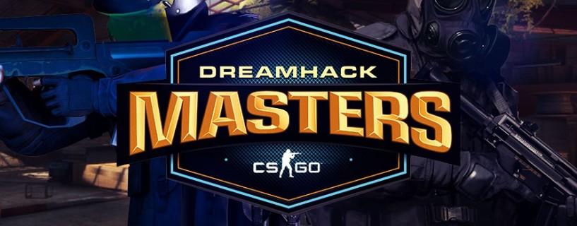 Four qualified European teams to DreamHack Masters Las Vegas