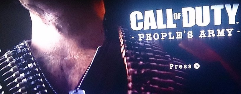 هل هذه هي نظرتنا الأولى على الجزء الجديد من Call of Duty ؟