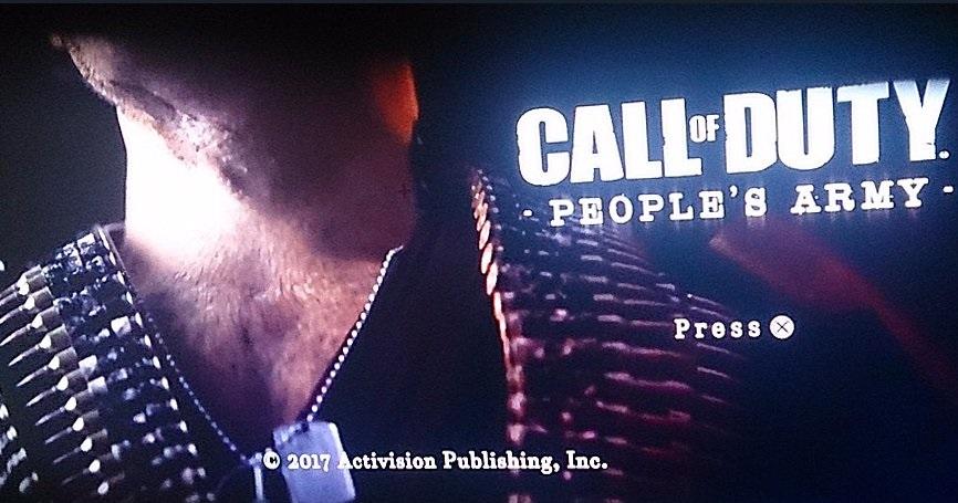Photo of هل هذه هي نظرتنا الأولى على الجزء الجديد من Call of Duty ؟