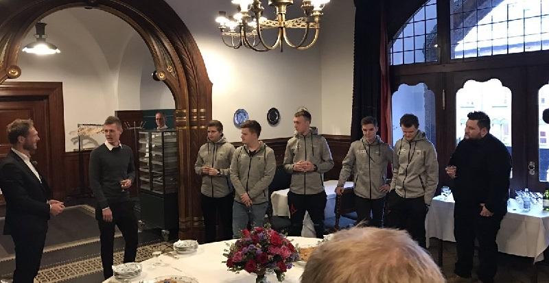 Photo of تكريم فريق Astralis رسمياً في قاعة مدينة كوبنهاجن الدنيماركية