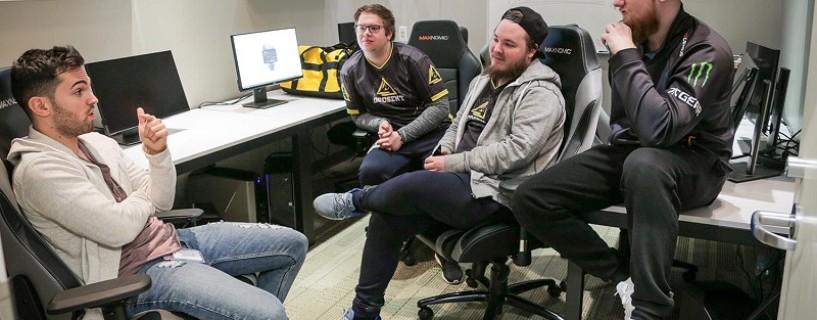 اللاعب JW يعود إلى Fnatic في تبادل مع GODSENT والمزيد