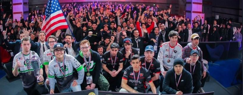 فوز OpTic Gaming ببطولة ESWC CWL Paris للعبة CoD