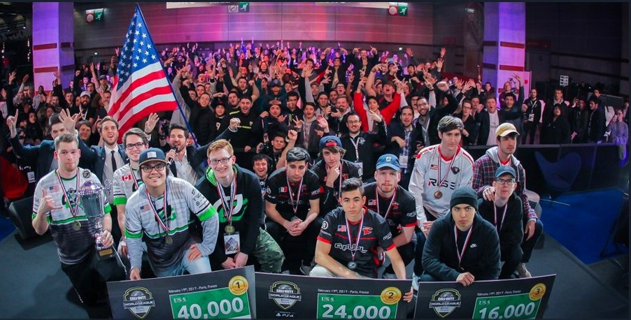 Photo of فوز OpTic Gaming ببطولة ESWC CWL Paris للعبة CoD