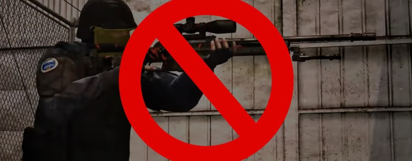 CS: GO player banned for a thousand year for sexual harassment