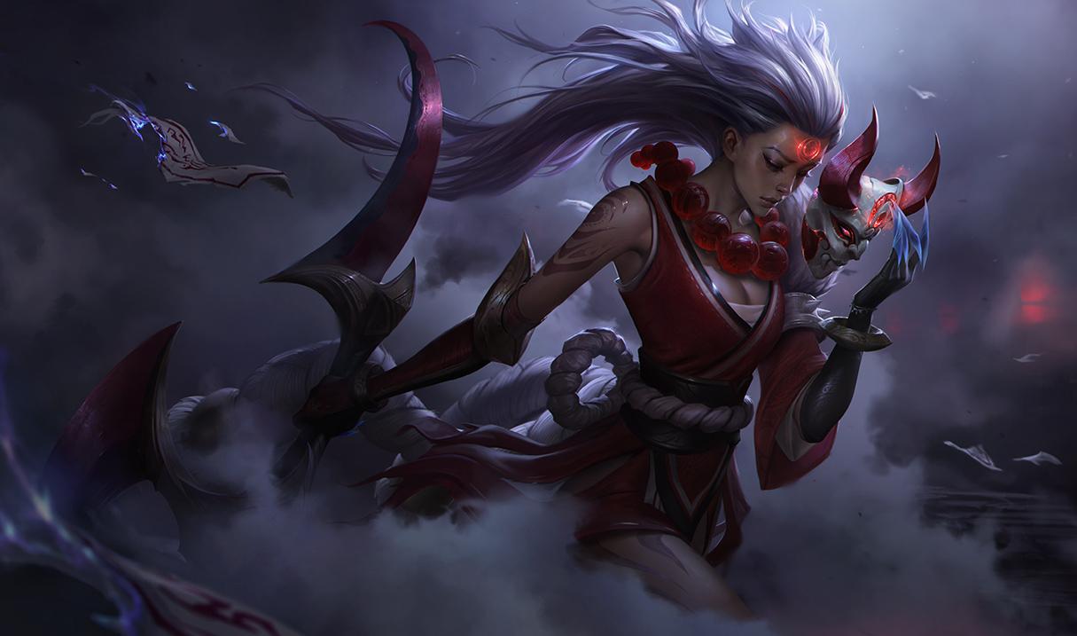 Photo of إطلاق نمط Blood Moon الجديد للعبة League of Legends