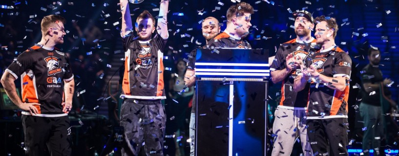 Virtus.Pro wins DreamHack Masters Las Vegas tournament