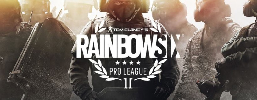Rainbow Six Siege Pro League will be PC exclusive in it's Year 2