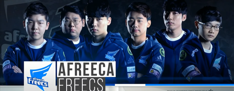 فريق Afreeca Freecs يُعاقب على فعلته في الدوري الكوري LCK