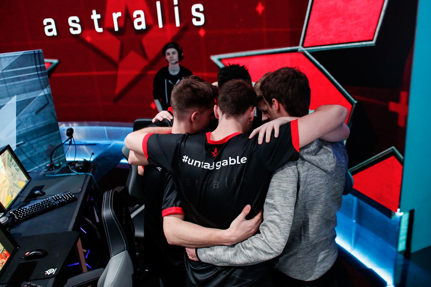Photo of Astralis to the Grand Finals at IEM Katowice 2017