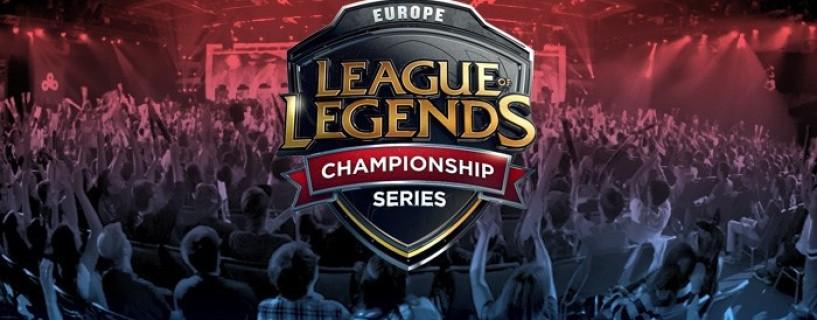العملاقين الأوروبيين Misfits و Fanatic ينجحون في الوصول إلى EU LCS Promotion Tournament
