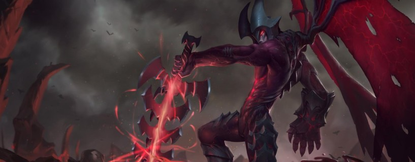 Aatrox receives interesting changes in the latest League of Legends patch