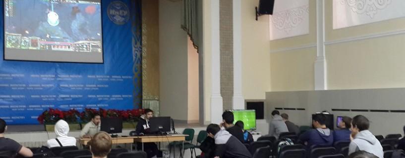 جامعة ماليزية تقدم لطلابها دروساً في لعبة Dota 2 الجماعية
