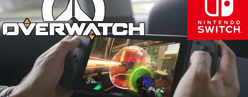Will we be able to play Overwatch wherever we want on the Switch?
