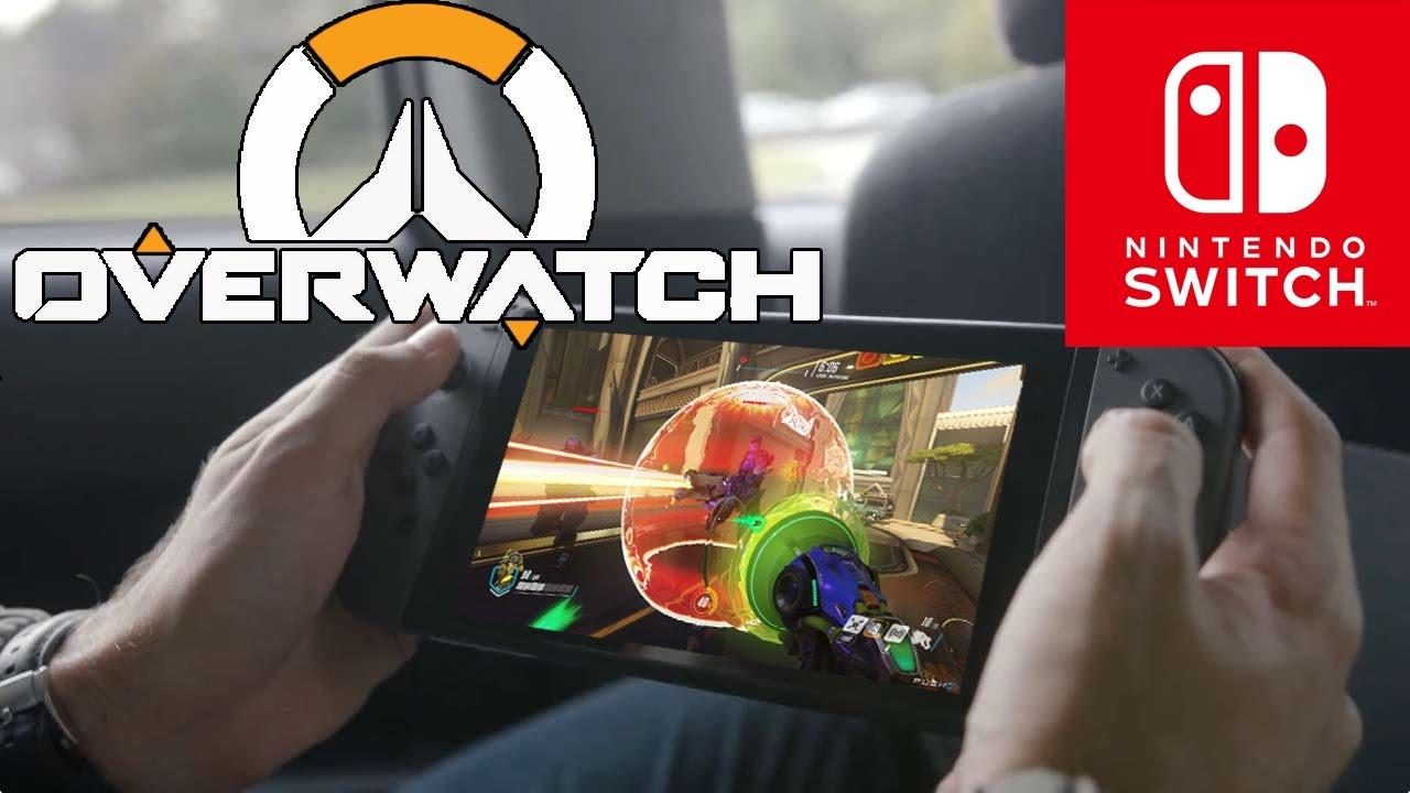 Photo of هل سنستطيع لعب Overwatch أينما ذهبنا على جهاز Switch قريباً؟