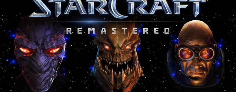 الجزء الأول من StarCraft يعود بحلة جديدة مع Remaster بدقة 4K