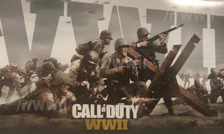Photo of تسريب أولى الصور من لعبة Call of Duty الجديدة بعنوان WWII