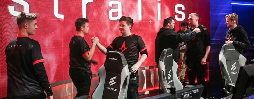 فريق Astralis بطلاً من جديد مع انتصار أمام FaZe في نهائي IEM Katowice