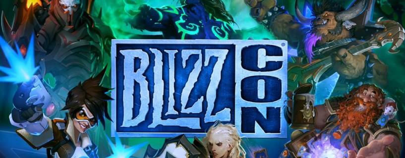 كن على موعد مع BlizzCon 2017 في هذه التواريخ