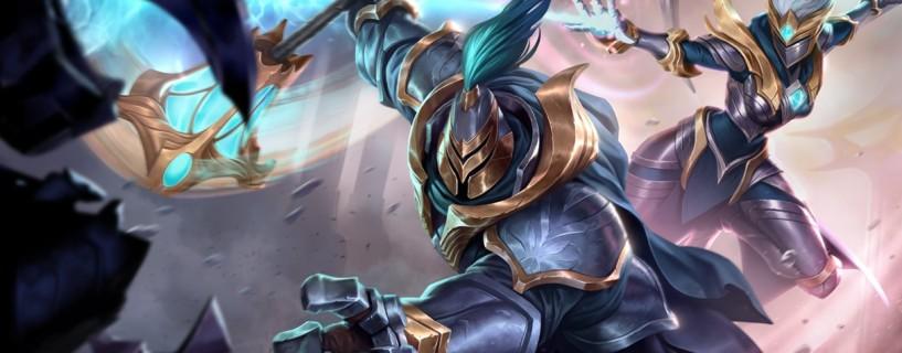 شركة Riot تكشف عن التغيرات القادمة على أداة  Aegis of the Legion في League of Legends